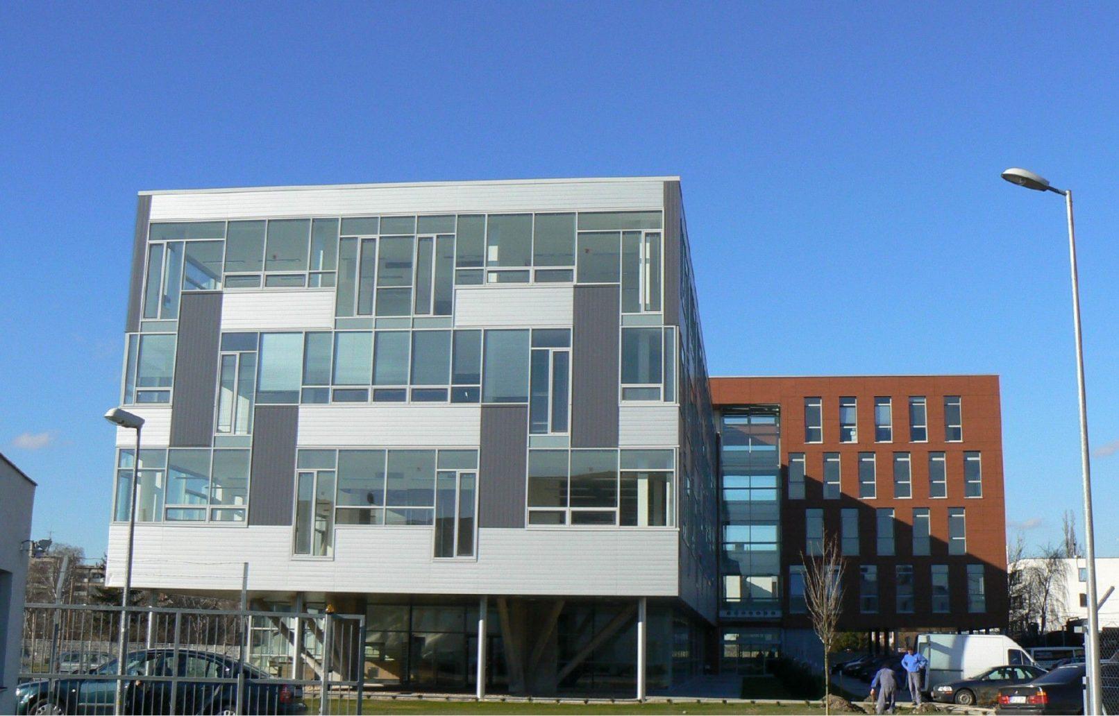 Administratívna budova Aruba exteriér