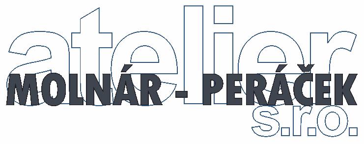 ateliér Molnár Peráček logo