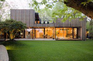 Nízkoenergetický moderný drevodom